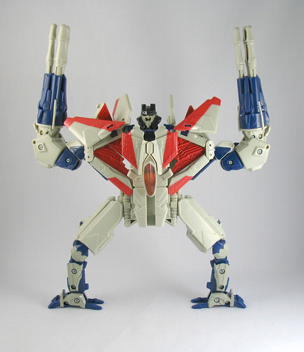 Transformers Movie Starscream (Target Exclusive) (bot mode)