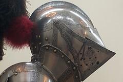 Close helmet (THoog) Tags: nyc newyorkcity horse newyork armor armour themet metropolitanmuseumofart armatura armadura armure rüstung thoog