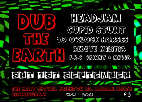 1st sept flyer front