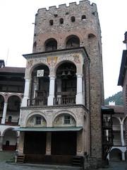 Rila Monastery (macchi) Tags: tower monastery bulgaria rila