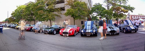Shelby Cobra 427 panorama...