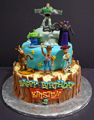 Re Anyone Made A Toy Story Cake Inspire Me Please