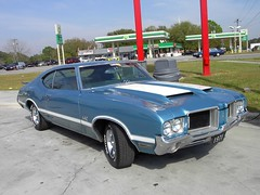 1971 OLDSMOBILE 442 (V8 Power) Tags: 1971 oldsmobile 442
