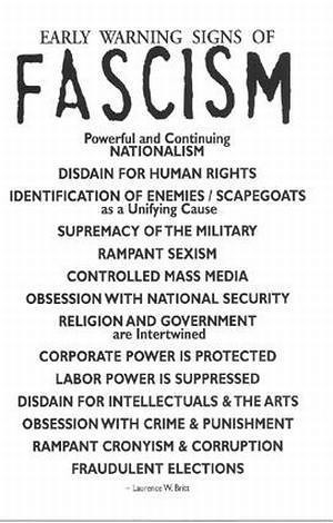 Warning Signs of Fascism (Laurence W. Bries)