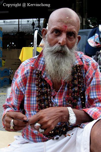 Beggar-Portrait