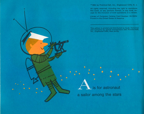 Space Alphabet: A / Ward Jenkins