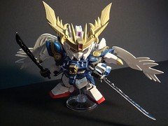 Musya Wing Zero ver.Ryubi(fin) - by 5thLuna