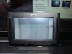 Front (Macro) (parassassin) Tags: blog random screen tesco f45 help madness sucks omg rar customerservice navman