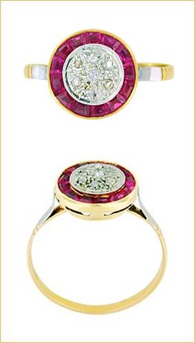 stunning ring