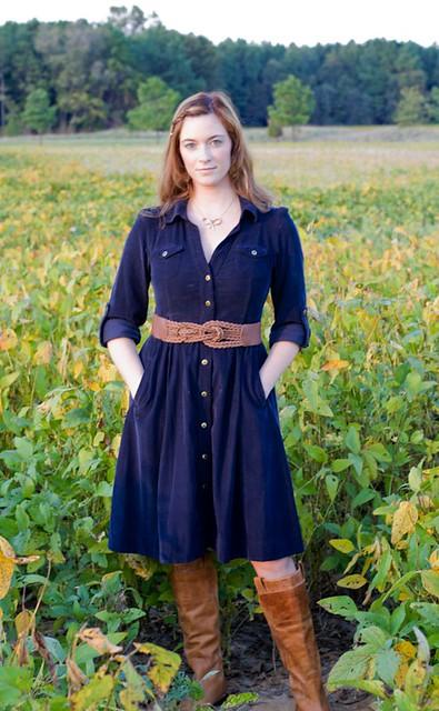 Refined Soybean Field