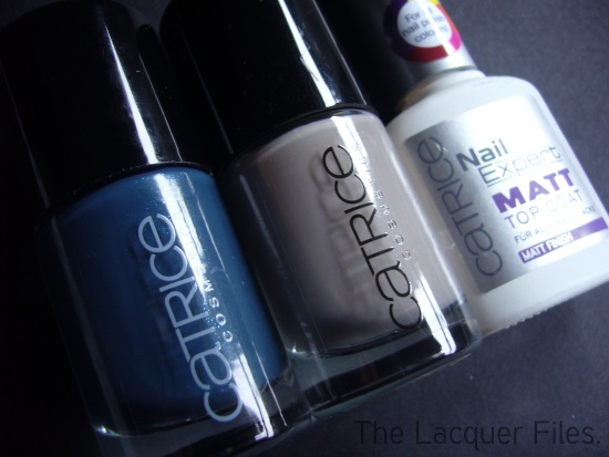 Catrice - New Polishes New Collection November 2010