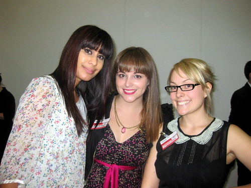 Reena, Jenny and Natasha