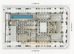 聯聚怡和-1F平面圖