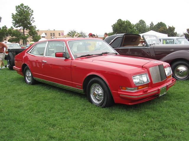 Bentley Empress II by Hooper - Bentley Spotting