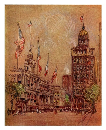 006-El City Hall-The new New York a commentary on the place and the people-1909-John Charles Van Dyke
