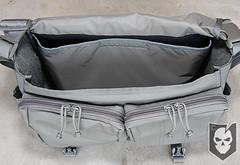 ITS Discreet Messenger Bag 12