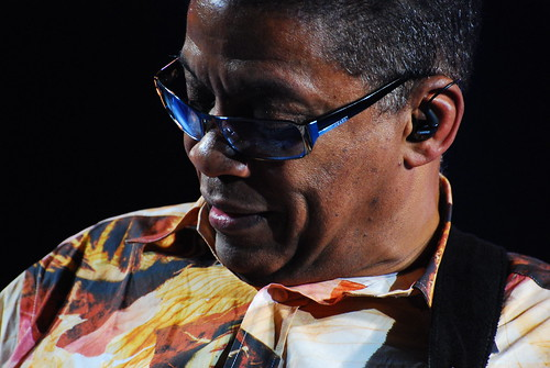 Herbie Hancock. Jazz In Kiev 2010.