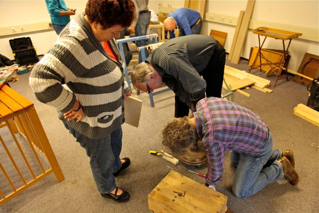 Inspirerend dagje met Bossche Makershuis