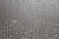 Hieroglyphs (Danny Nicholson) Tags: old london history stone museum writing carved ancient egypt holborn egyptian pharaoh british hieroglyphics relic hieroglyph
