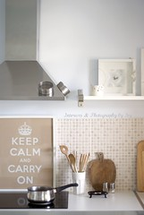 ~ love, keep calm & carry on... (Iro {Ivy style33}) Tags: white ikea kitchen minimal greece pastels interiordesign mydaytoday cupcakelove sfgirlbybay keepcalmcarryon ~love apartment44 interiorsphotographybyivy