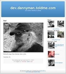Photos Flickr 0.6 Preview