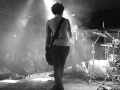 the Thermals (Kid Swinging) Tags: rock brooklyn thethermals studiob
