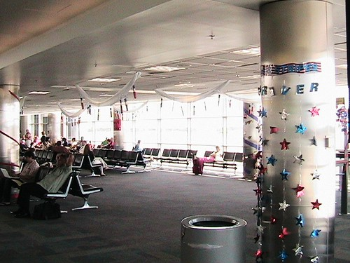 More BWI decorations