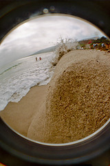Nicholas Canyon County Beach Sand