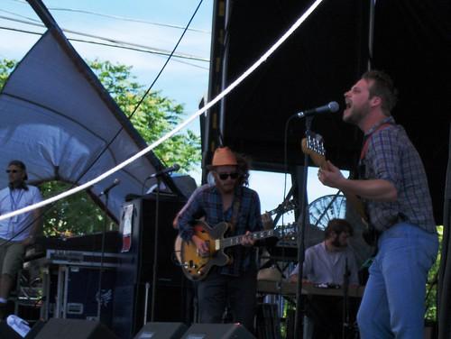 Dr Dog, Siren Festival, Coney Island NYC, 21 July 07