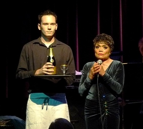 Eartha and the Waiter (#1)