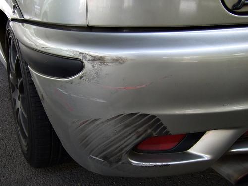 Tyre Mark