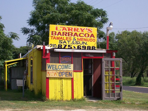 Larry's Barbacoa