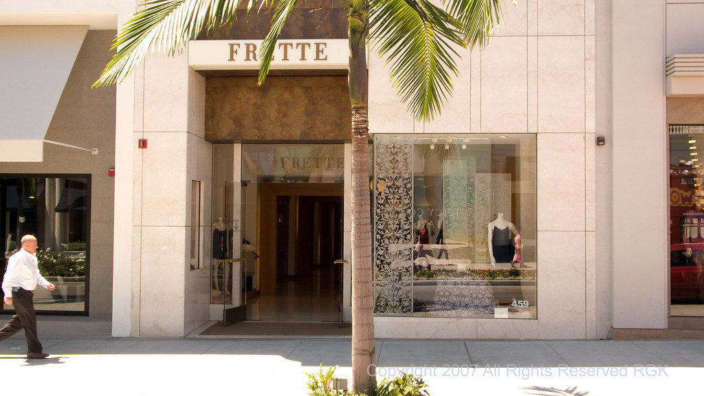 Frette Boutique on Rodeo Drive photo 011