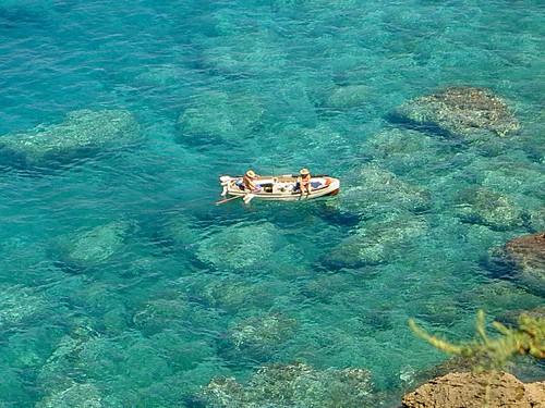 isole tremiti mare cristallino