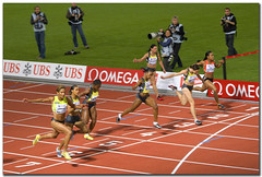 100m women