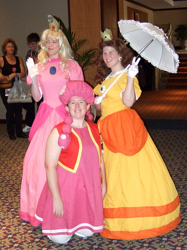 princess peach dating game