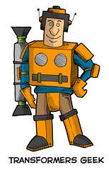 Transformers Geek