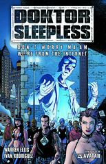 doktorsleepless#4 cover