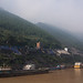coal port at yangzi river