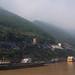 coal port at yangzi river