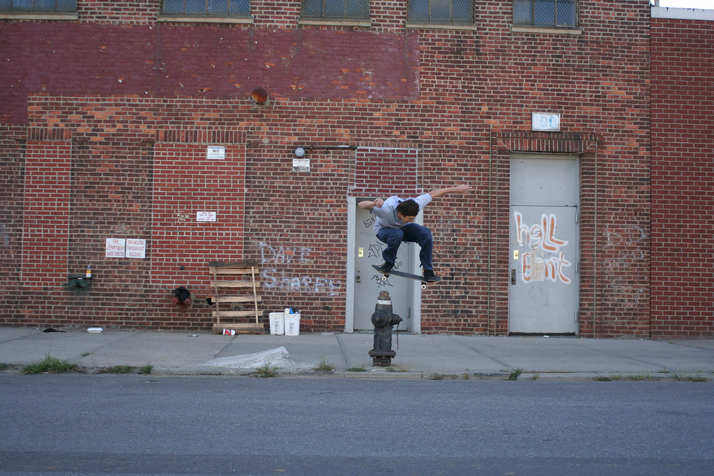 Hydrant hop