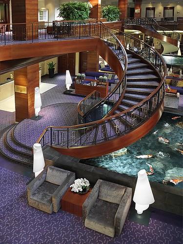 hotel lobby reception. lobby amp; reception @ the
