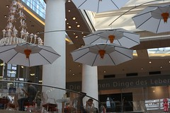 ... (austrianpsycho) Tags: linz decke shoppingcenter pasching einkaufszentrum pluscity dieschönendingedeslebens