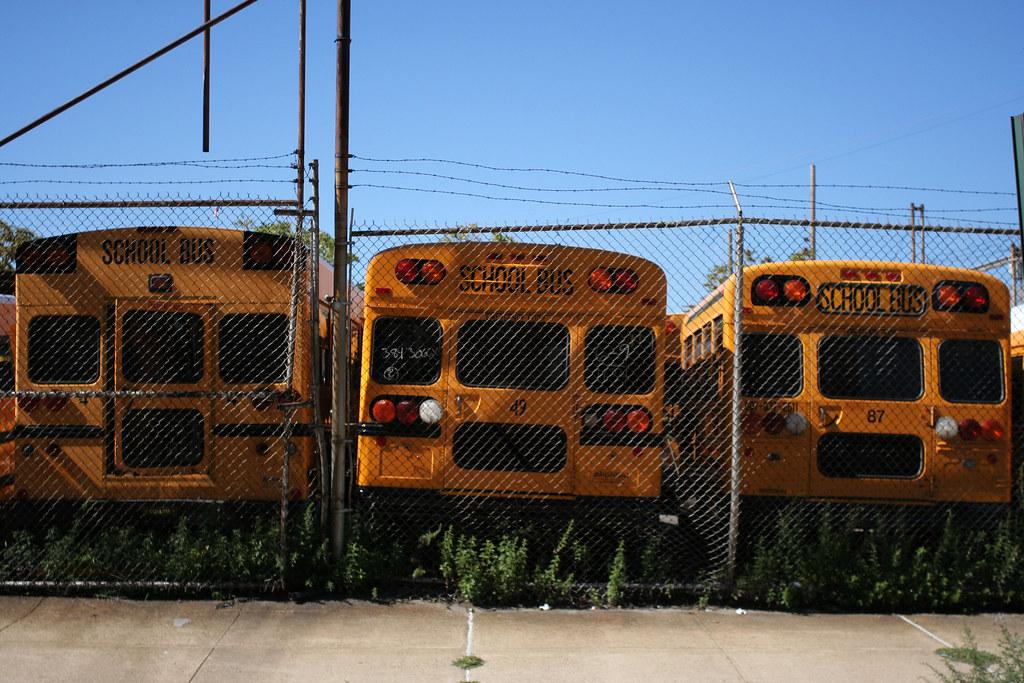 Bus row