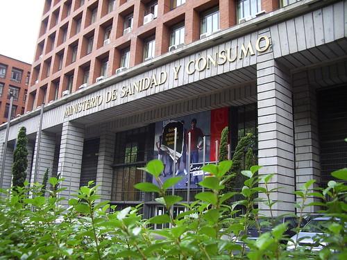 El Ministerio de Sanidad