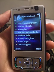 Jabber on my N95