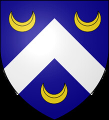 Arms of the Chief of Clan Durie, The Durie of Durie