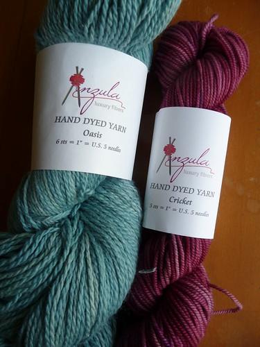 TNNA,  yarn 001