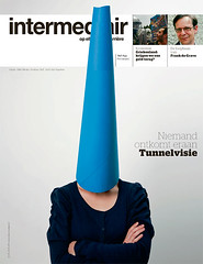 cover design Intermediair magazine (jaap!) Tags: art magazine design blog graphic direction cover covers jaap biemans artdirection awardwinning intermediair