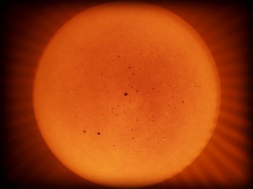 A New Earth/ Hot Alien.. Planet